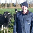Otago Federated Farmers dairy chairman David Wilson was philosophical about the reduced Fonterra...