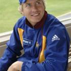 "Otago left-arm swing bowler Neil Wagner at the University Oval yesterday: ""I'm a pretty cool,..."