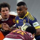 Otago's Naulia Dawai ran strongly in the open and was prominent on defence, hitting hard and...