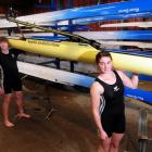 Otago University rowers Fergus Fauvel and Elyse Fraser will represent New Zealand at the world...