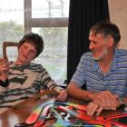 Otago Youth Wellness Trust mentor John Schofield, who began making boomerangs as a teenager in...