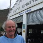 Kurow identity Trevor Appleby has sold his business but will continue to work at the garage. ...