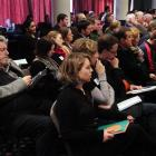 Participants at the University of Otago's latest Foreign Policy School, including university...