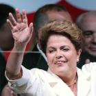 Passing the austerity bill is a victory for President Dilma Rousseff. Photo: Reuters