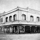 "Penrose's store on the corner of George and St Andrew Sts - deemed ""the most modern shop in the..."