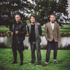 Performing at Gibbston, in February,will be (from left) Stan Walker, Jordan Luck, of the...