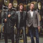 Performing at the 2014  Winery Tour in Gibbston on February 21 will be (from left) Stan Walker,...