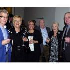 Peter and Madelon White, Denise and Bruce Robinson, Trish and Tom Lindsay, all of Dunedin.