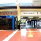 Platform 9¾ adds some magic to Wellington's railway station. Photo supplied.
