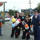 Police and Victim Support were on the streets of Balclutha and Milton yesterday promoting Get...
