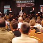 From left Jim Anderton, Michael Cullen, Roger Douglas, Jim Hopkins, Bill English, Russel Norman,...