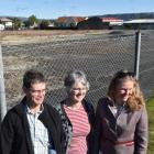 Positively Progressive Taieri members (from left) David Sandford and Jude Smeijers, whose houses...