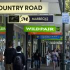 Post-Christmas pick up? Economists believe the retail sector will improve following a lean...