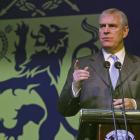 Prince Andrew. File photo by Reuters.
