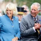Prince Charles and his wife Camilla will visit Dunedin next month. Photo Getty