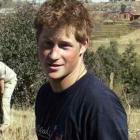 Prince Harry is shown in this file photo. Photo by AP