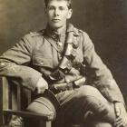Private Ira Rubel Evans