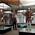 Prof Bao Yanli, of the Shanghai Museum, who is curator of the ''China's Cultural Minorities: Silk...