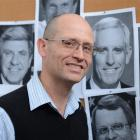 Psychology doctoral student David Barton's research shows that political candidates whose names...
