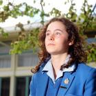 Queens High School pupil Hannah Davidson (16) is the first Dunedin recipient of a First...