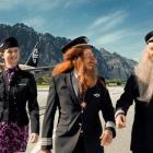 Queenstown Airport appears to be the gateway to Middle-earth in the latest Hobbit inspired...
