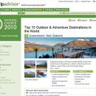 """Queenstown has been named top """"Outdoor and Adventure Destination in the World"""" by travel website..."""