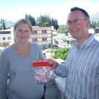 Queenstown Lakes District Council infrastructure management accountant Louisa Huse, pictured with...