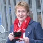 Queenstown Lakes mayoral aspirant Vanessa van Uden. Photo by Tracey Roxburgh.