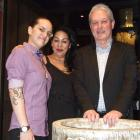 Queenstown's newest restaurant, Blue Kanu, hosted more than 120 people at its official opening on...