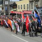 Queenstown was brought to a standstill and proud parents and passersby lined Camp St as...