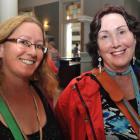 Rebecca Morris and Shar Carlini, both of Dunedin.