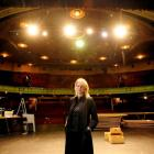Regent Theatre general manager Sarah Anderson hopes the public will help fund the redevelopment...