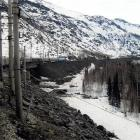 Remote, cold, austere ... the BAM, deep in the heart of Siberia.