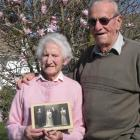 Respect is the secret to marriage, according to Violet and Joe McNutt, of Roxburgh,  with their...