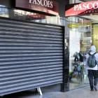 Pascoes jewellers, George St: moved.