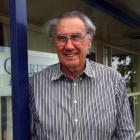 Retiring accountant Tony Brady's career in Oamaru spans 55 years. Photo by Sally Rae.
