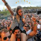 Rhythm and Vines is one of the biggest music events of the NZ summer. File photo / NZME.