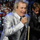 Rod Stewart. AP photo