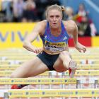 Sally Pearson suffered her first defeat of the season.   REUTERS/Suzanne Plunkett
