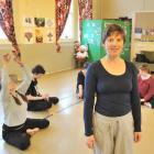 School of Phys Ed Movement and Exercise Sciences Caroline Plummer Fellow Hahna Briggs (35) is the...