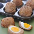 Scotch Eggs. Photo by Jane Dawber