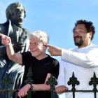 Scottish comedians Vladimir McTavish (left) and Bruce Fummey are set to poke fun in  Best of...