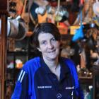 Shingle Creek Collectables owner Marlene Graham is surrounded by all manner of things in her...