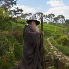Sir Ian McKellen as Gandalf in The Hobbit: An Unexpected Journey. Photo supplied.