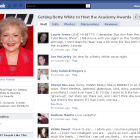 """Slacktivism in action: the """"Getting Betty White to host the Academy Awards"""" page on Facebook."""