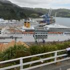 Some operators are worried new cruise ship rules will cost them business. Photo ODT files