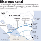 Sources: Reuters, Nicaraguan National Assembly.