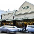 South Dunedin clothing shop Wolfenden and Russell is to close after 101 years in business. Photo...