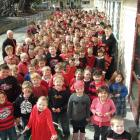 South Otago schools show their support ... Balclutha Primary School 