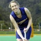 Southern Storm forward Michelle Borren gets in some practice before the side's National Hockey...